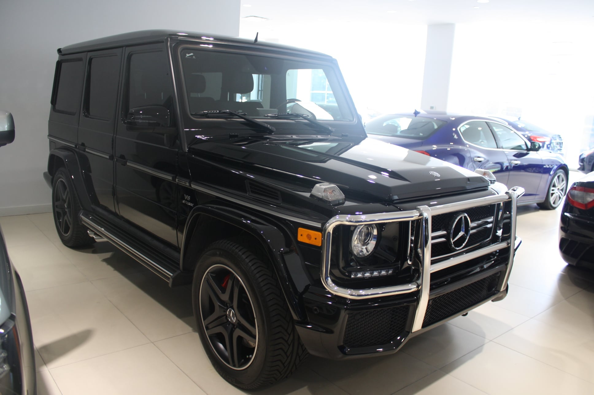 Used 2014 mercedes benz g63 amg for sale plainview near for Mercedes benz southampton ny