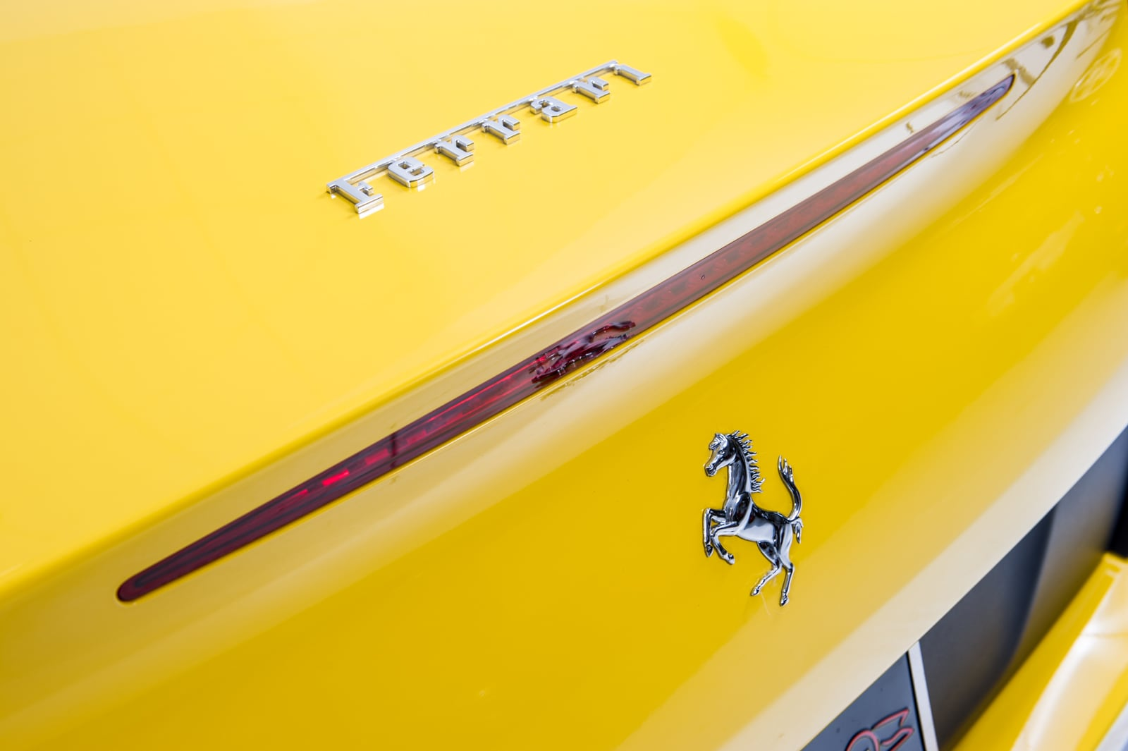 Used 2014 FERRARI CALIFORNIA in Yellow For Sale in NYC | VIN ...