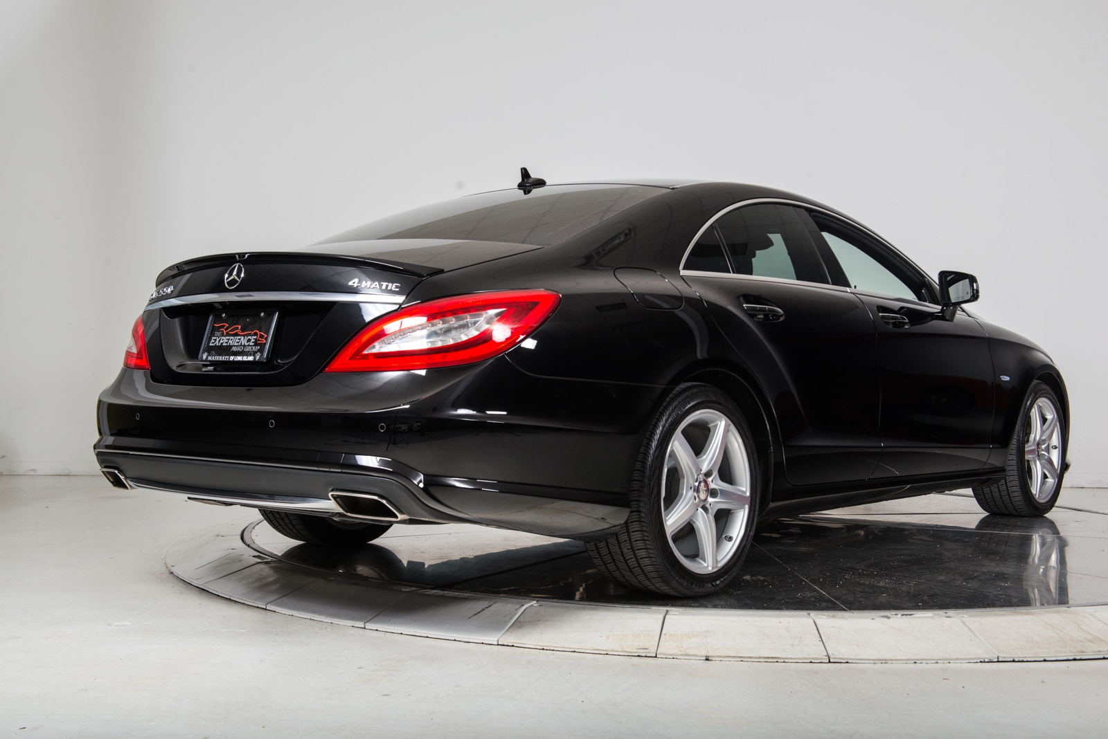 Used 2012 mercedes benz cls550 4matic for sale plainview for Pre owned mercedes benz ny