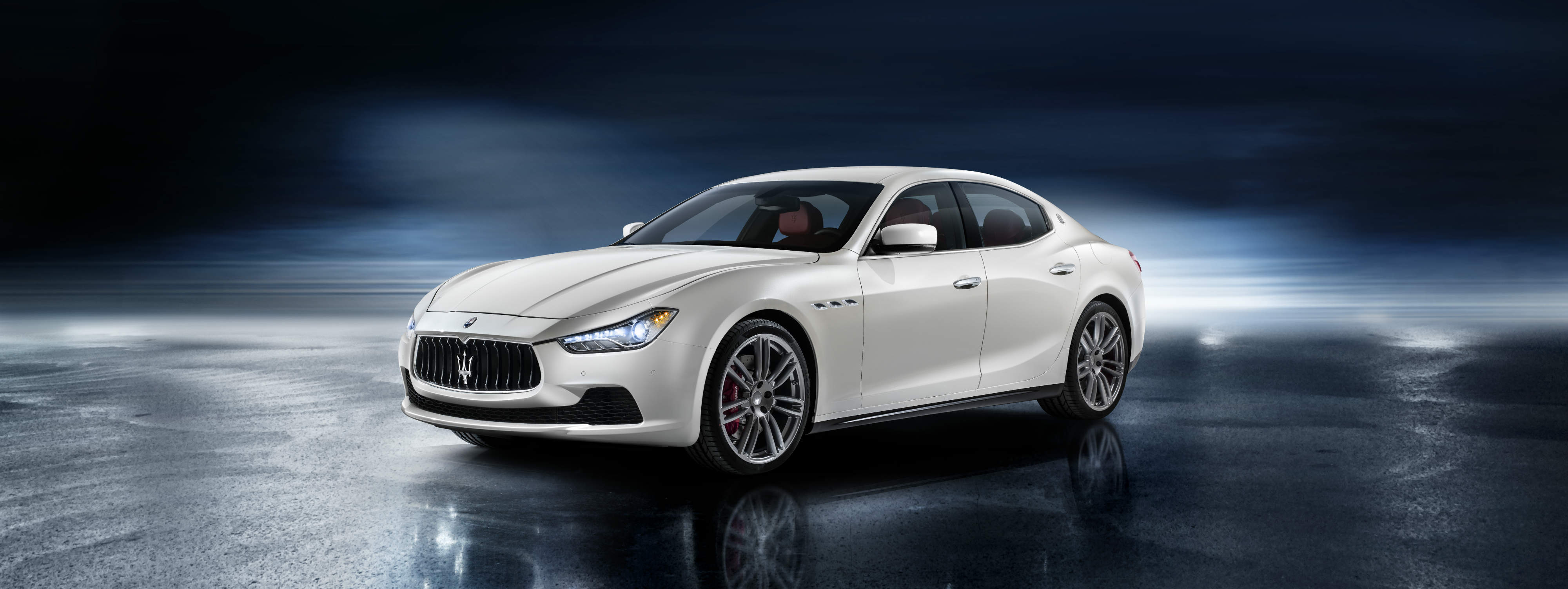 Maseratidrew on all its vast experience in the manufacturing of GT ...