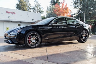 2018 Maserati Ghibli S Q4 GranSport Sedan For sale in Redwood City CA, Silicon Valley