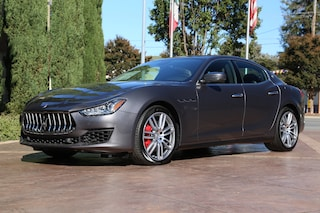 2018 Maserati Ghibli s Sedan For sale in Redwood City CA, Silicon Valley