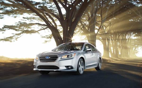 2017 Subaru Legacy near Orlando