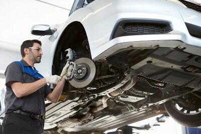 Subaru brake service near Orlando