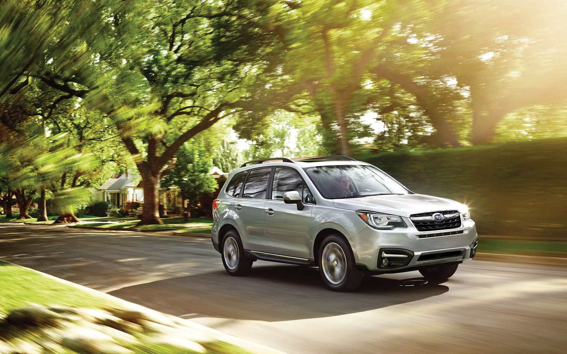 new features in the 2017 Subaru Forester near Orlando