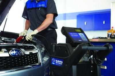 Subaru battery service near Orlando