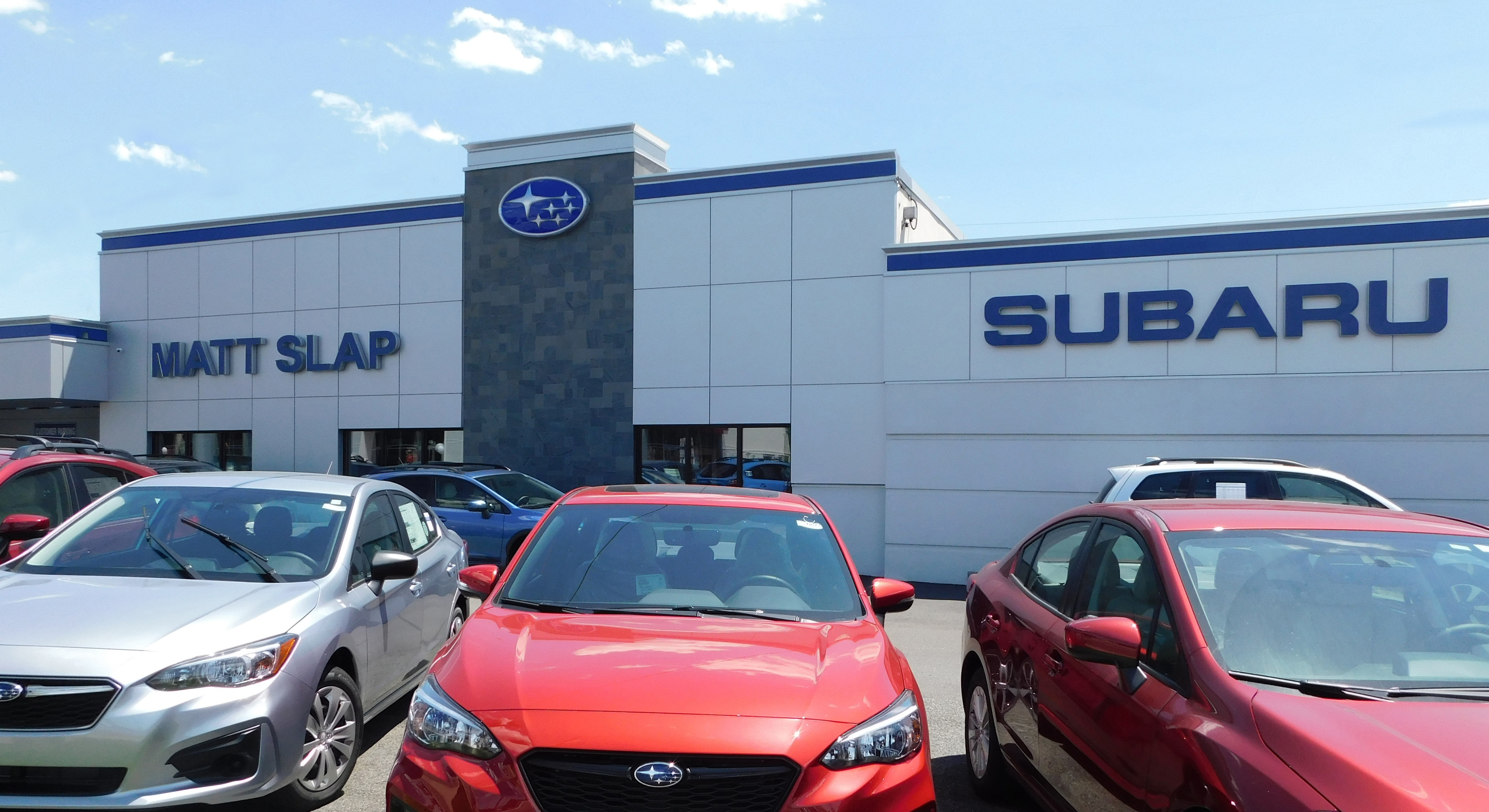 The new 2017 and 2018 subaru model line up available in newark de