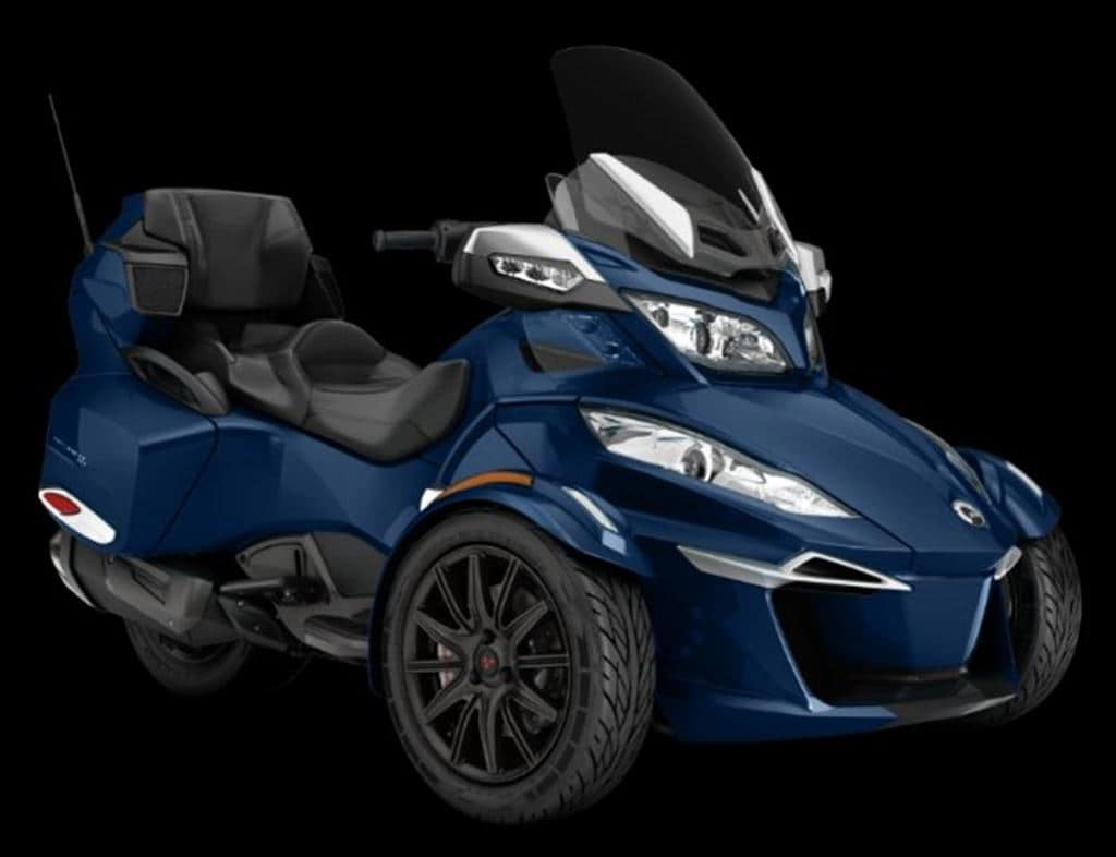 new 2017 can am spyder rt s se6 for sale hawkesbury on. Black Bedroom Furniture Sets. Home Design Ideas