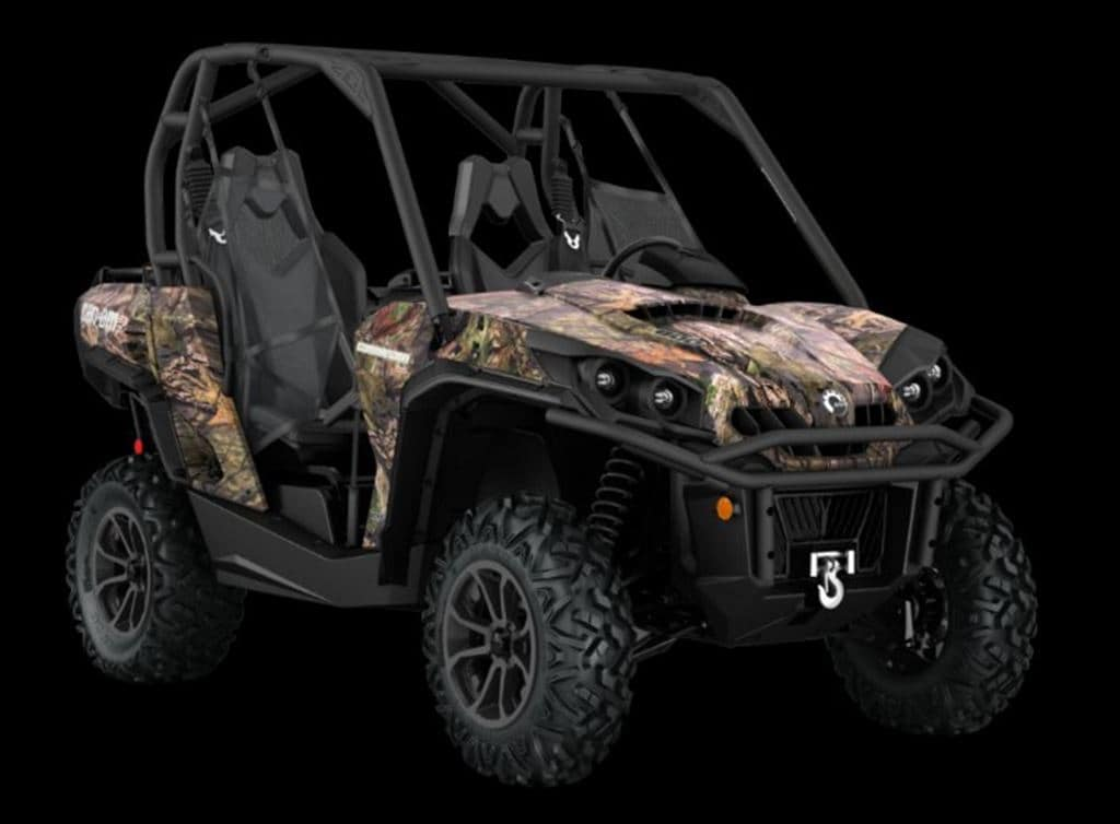 new 2017 can am commander 800r xt for sale hawkesbury on. Black Bedroom Furniture Sets. Home Design Ideas