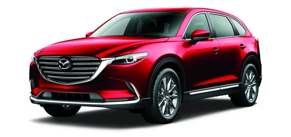 The Mazda CX9 | Mazda of Brampton