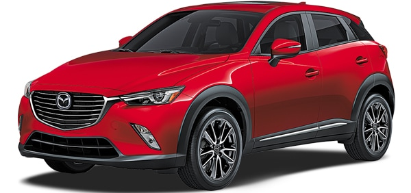 The Mazda CX-3 | Motion Mazda