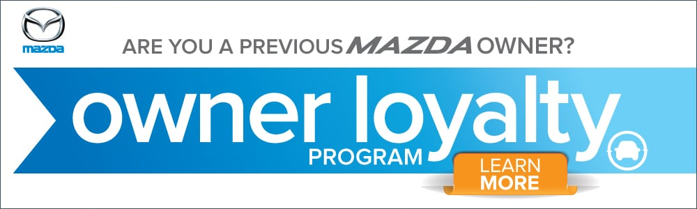 Mazda of Brampton Owner Loyalty Program