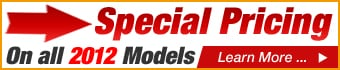 Special Pricing 2012 Models
