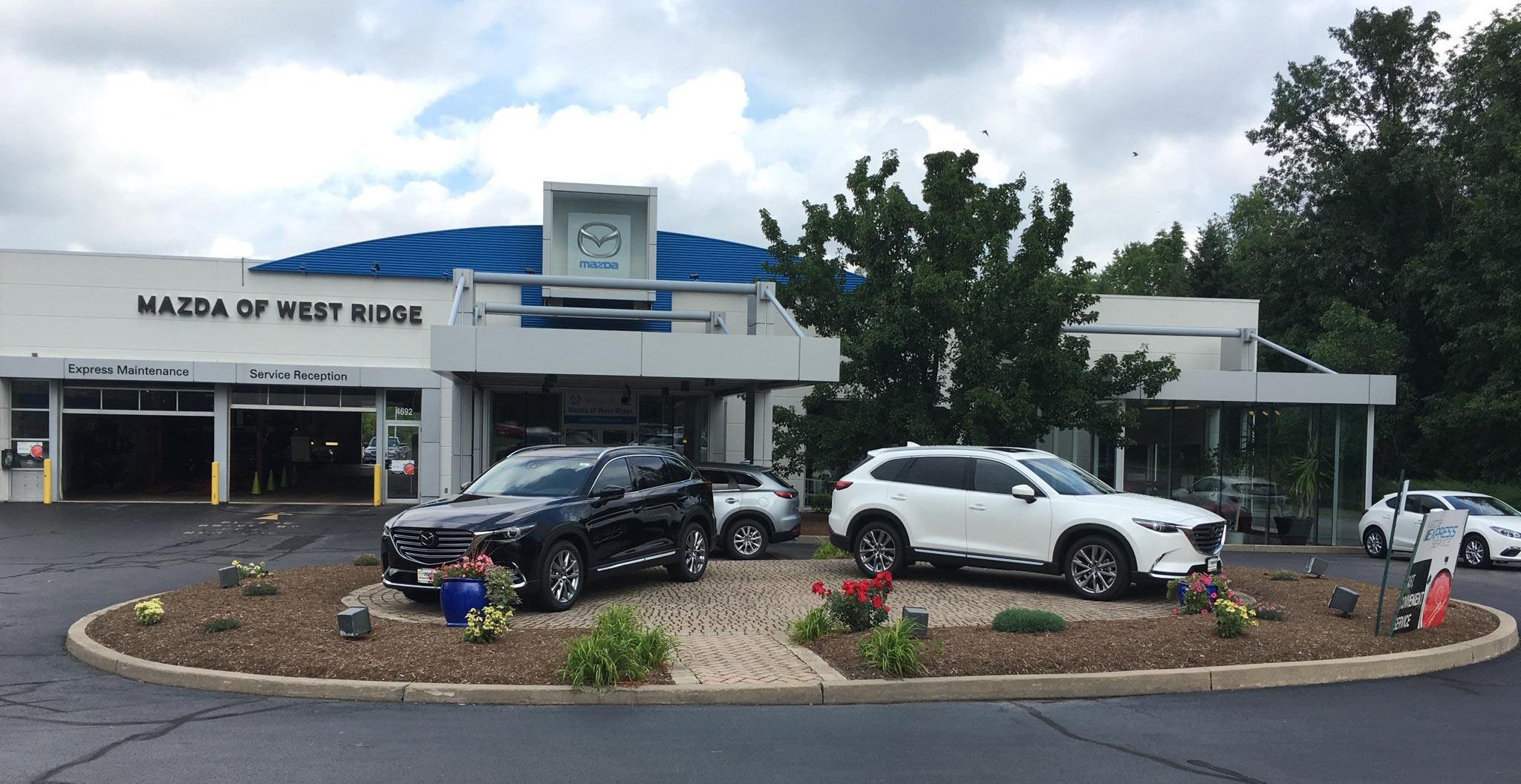 Mazda Of West Ridge New Mazda Dealership In SPENCERPORT NY - Mazda dealership ny