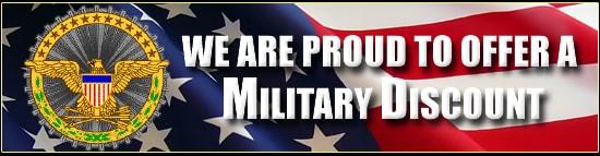 Military Discounts Hampton Roads/Coastal Virginia