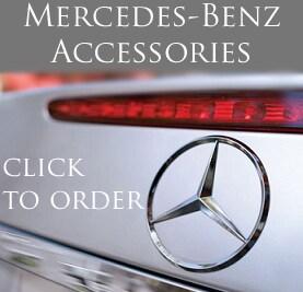 Genuine mercedes benz accessories chicago illinois for Mercedes benz of chicago service center chicago il