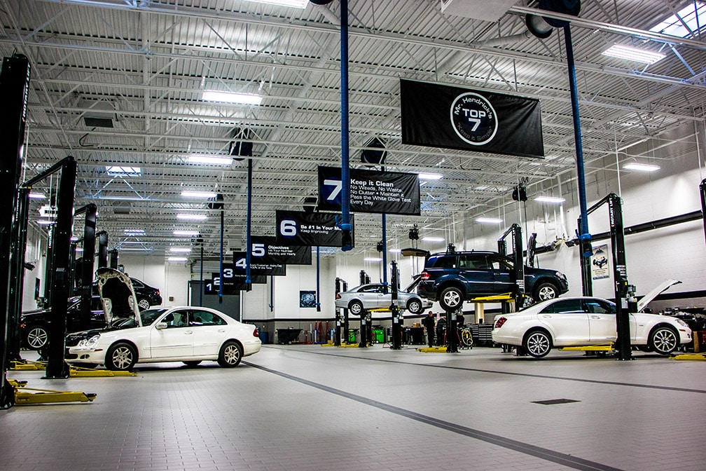 Mercedes benz service center durham for Schedule c service mercedes benz
