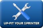 Up-Fit your Sprinter