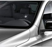 This is an example of a star in the windshield. Under the excessive wear and use guidelines, this will not pass inspection.