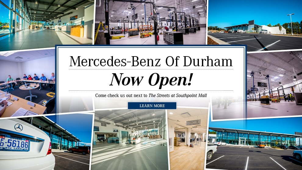 Mercedes benz of durham new pre owned certified car for Mercedes benz of durham nc