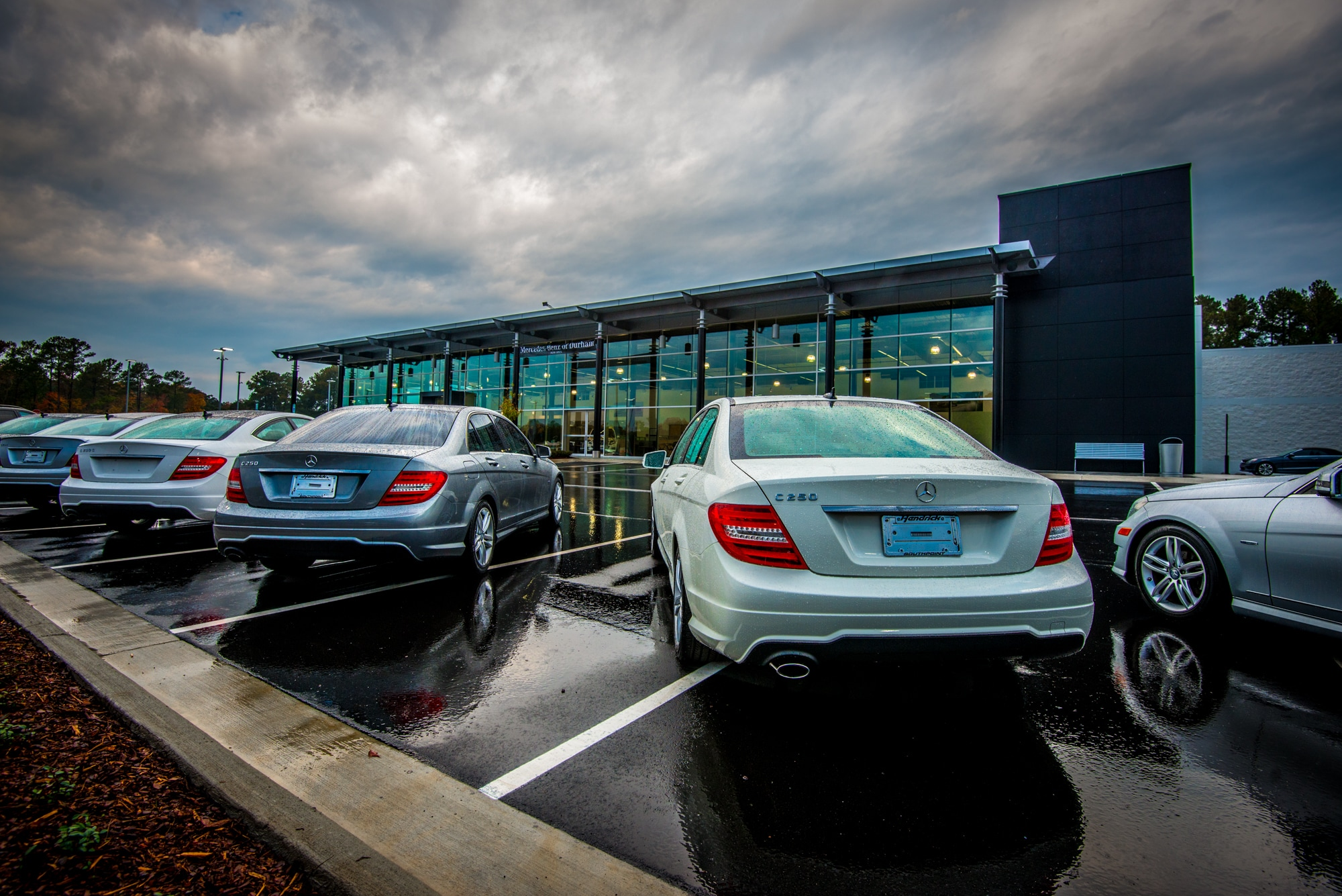 About Mercedes Benz Of Durham New Mercedes Benz And Used