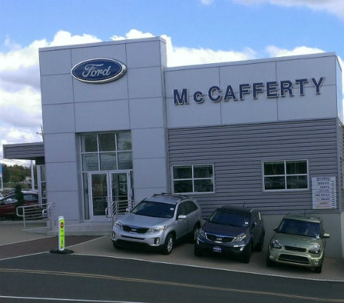 Mccafferty ford service areas ford dealer pa 19047 for Bristol motor mile dealerships
