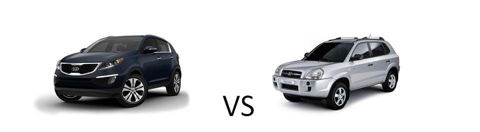 Merchants Tire Near Me >> Kia Sportage vs. Hyundai Tucson Vehicle Comparison