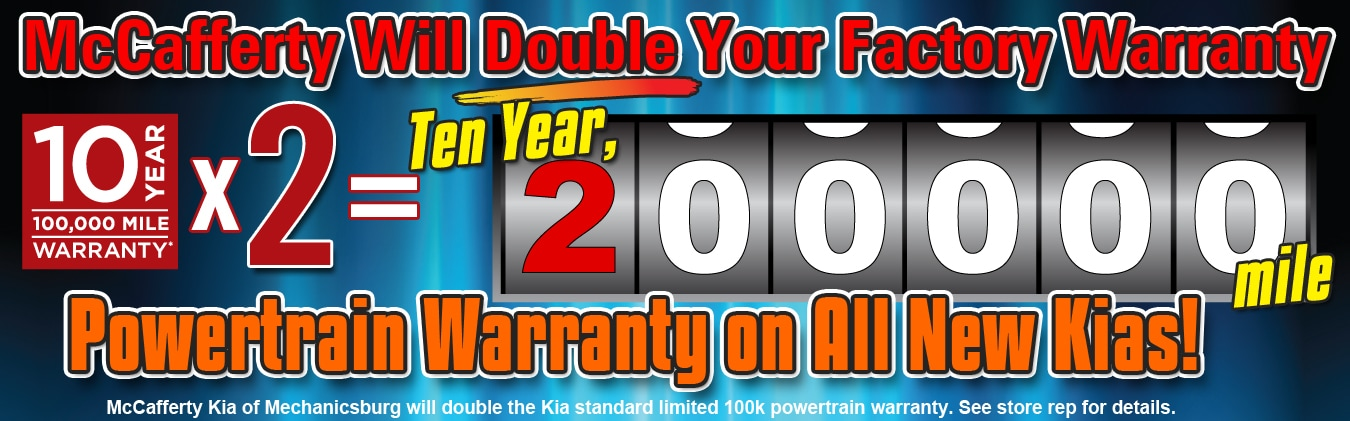 kia powertrain warranty harrisburg pa