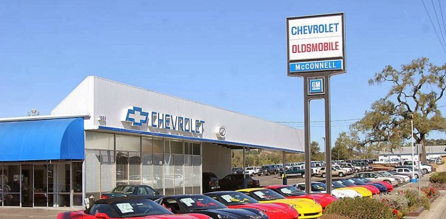 Chevrolet Dealership near Santa Rosa CA