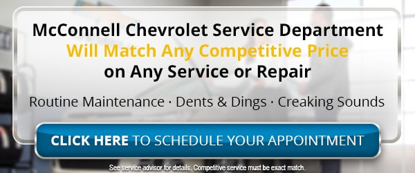 Chevy Service Center serving Santa Rosa CA