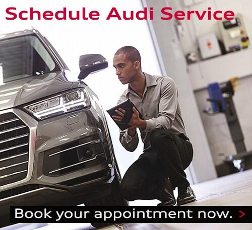 Audi Sales, Financing & Service In Littleton, CO