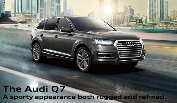 New Audi Special Lease Offers | Audi Dealer in Littleton, CO | Audi Denver