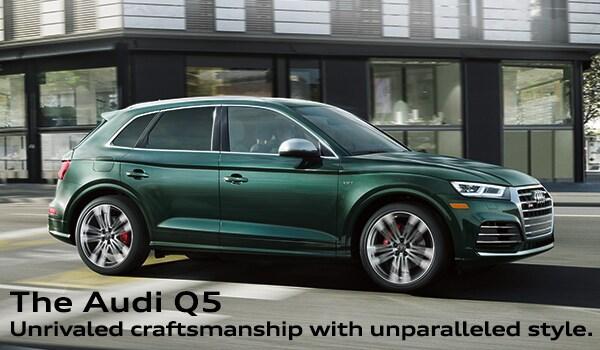 New Audi Special Lease Offers | Audi Dealer in Littleton ...