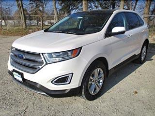 Ford Edge Offer