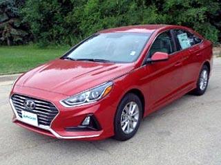 2018 Hyundai Sonata Offer