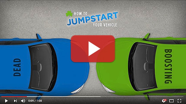 How to Jump Start Your Vehicle