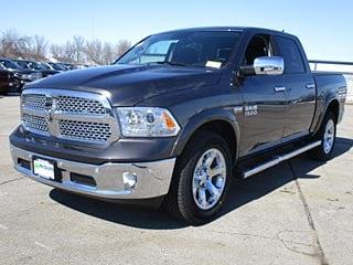 Ram 1500 Truck Offer