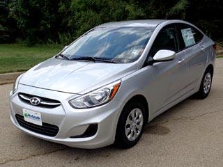 Hyundai Accent Offer