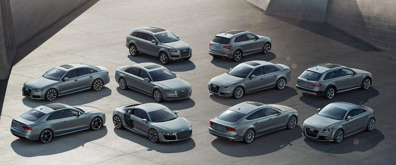 Certified Pre-Owned APR Specials | McKenna Audi | New Audi dealership in Norwalk, CA 90650