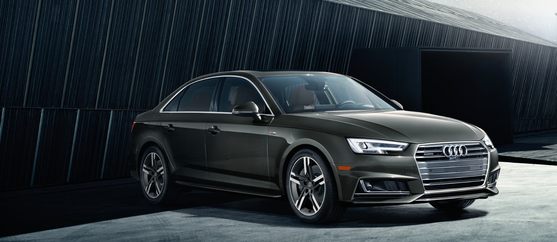New 2017 2018 Audi A4 For Sale at McKenna Audi Serving the LA Area