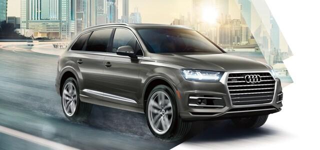 Audi Q7 - Brooklyn
