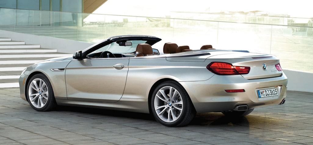 Lease a 2012 640i Convertible | McKenna BMW | New BMW ...