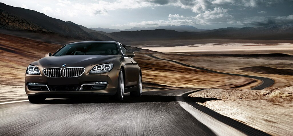 Lease a 2014 BMW 640i Gran Coupe  McKenna BMW  New BMW