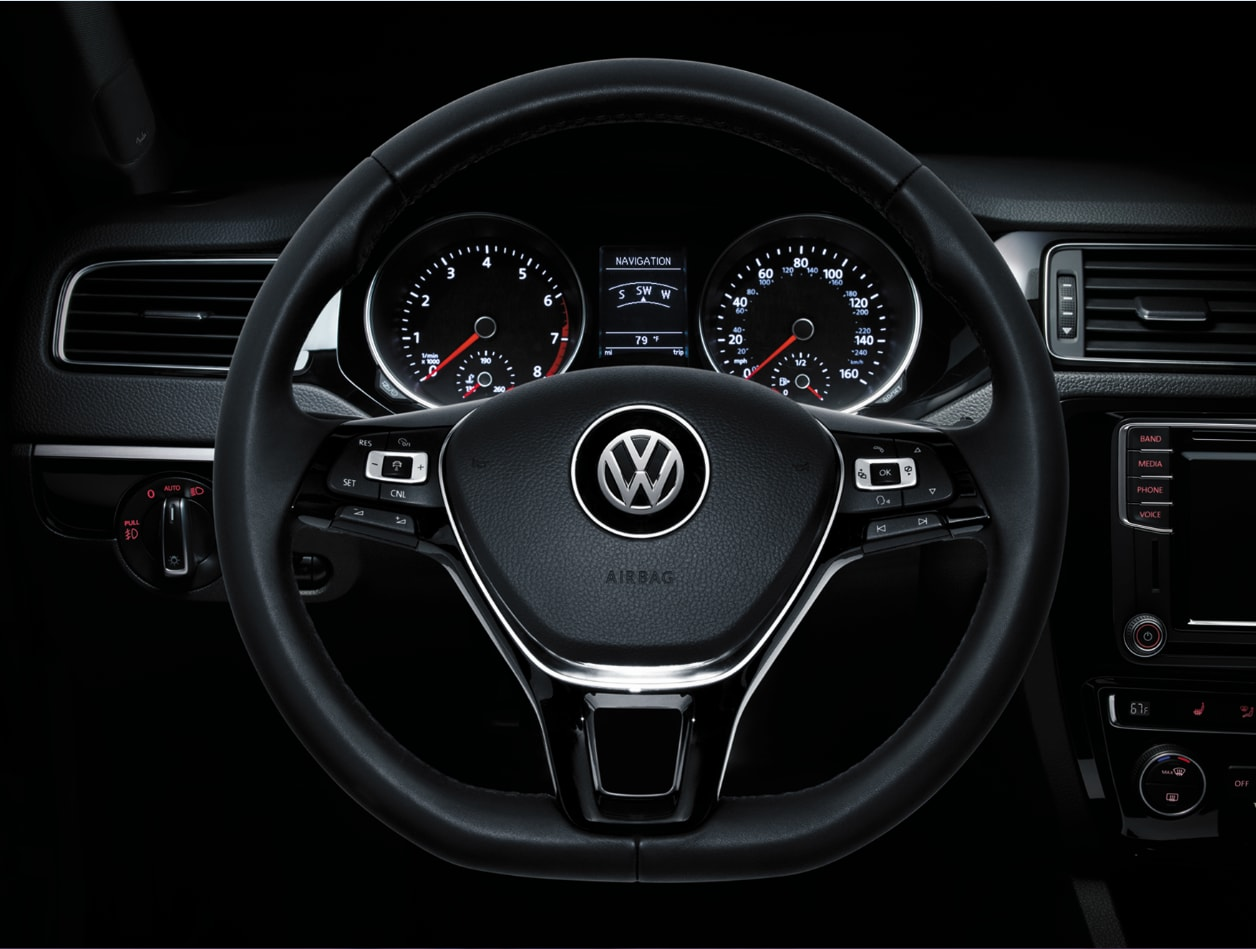 2017 VW Jetta Dashboard