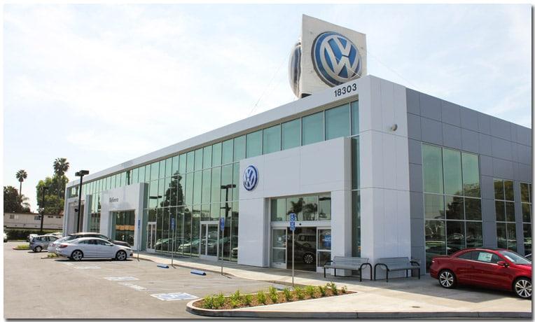 Directions to McKenna Volkswagen Cerritos | VW in Cerritos, CA