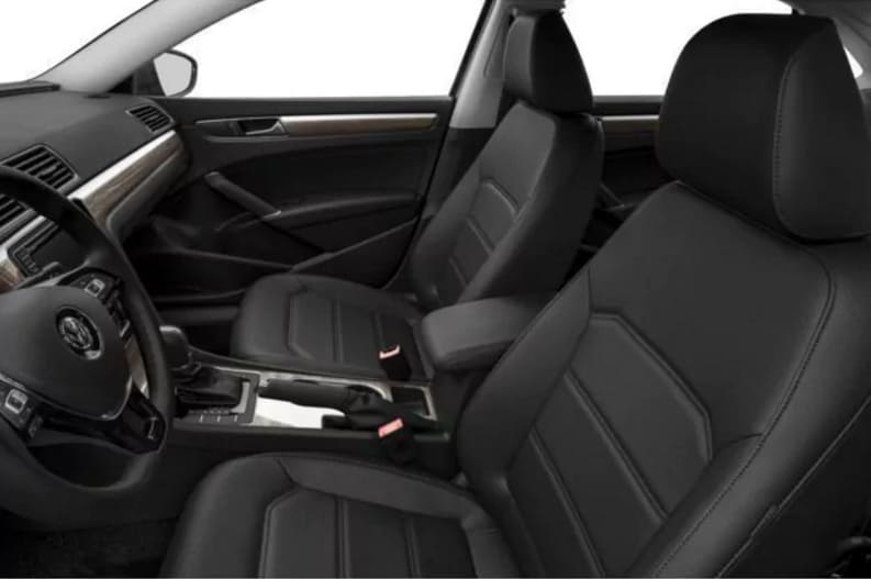 2017 VW Passat Seats