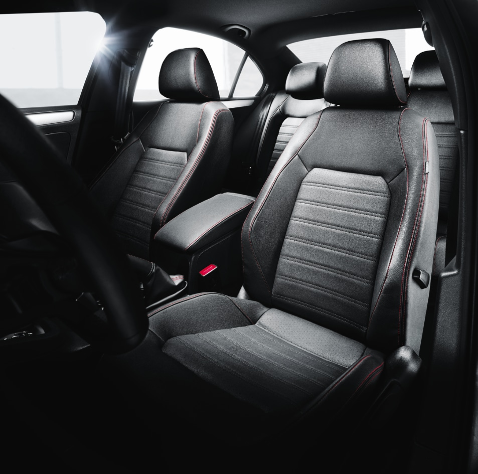 2017 VW Jetta Seats
