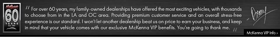 BMW Lease Specials Los Angeles  McKenna BMWs Lease Deals Near