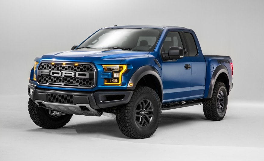 All New 2017 Ford f-150 Raptor in Rapid City