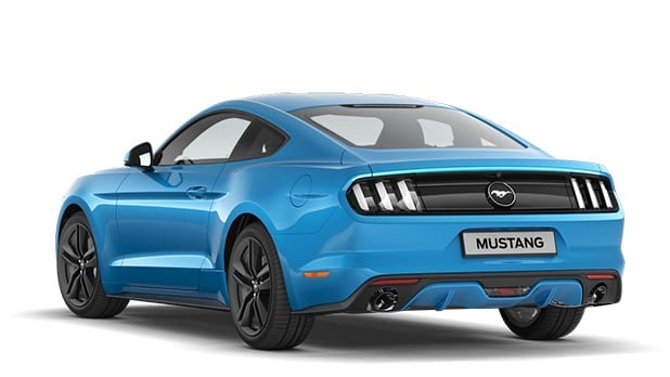 The New 2017 Ford Mustang at McKie Ford